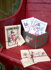 magical greeting cards