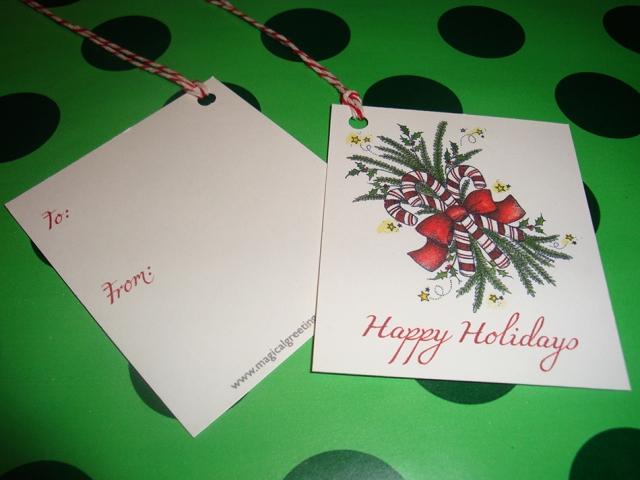 Christmas Gift Tags